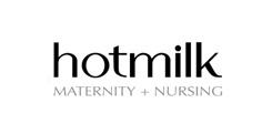 Hotmilk Maternity Bra Logo